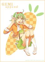 GUMI append by ageha1sBf
