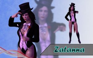 InJustice - Zatanna Zatara by XNASyndicate