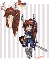 {giveaway adopt - HAS ENDED, LONG AGO} by peachshark