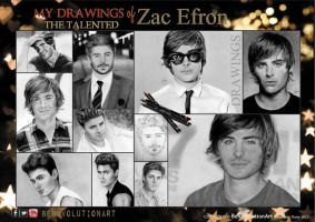 My_zefron_London_Premiere_Banner by BenavolutionArt
