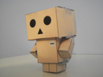 Danbo Cubeecraft Finished. by LimeTH