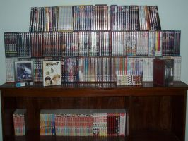 DVD Collection by lostsanityreturned