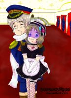 APH Russia and Lithuania by lonewolfjc11