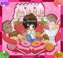 Death note: candy world :33 by nennisita1234