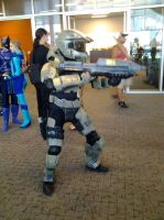 master chief by drakewl75