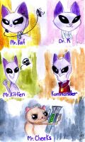 Alien_s Generation by CherryVioletS