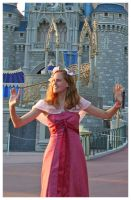 Giselle in the Magic Kingdom by xfkirsten