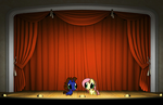 TPC: Alone In A HUGE Stage by Peace-Wings-MLP