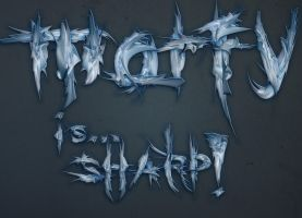 """morfy"" sharp design by MorfyDiez"
