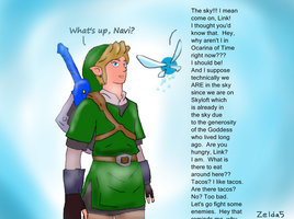 Never Ask Navi Anything by Zelda5