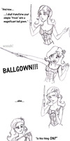 Ballgown Scene - Wicked by misha0136