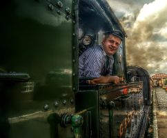Engine driver by runwhat
