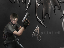 Leon Kennedy (10) by AuraIan