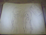 Marshall Lee and Marceline :D by marlyn16