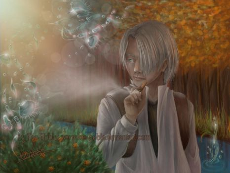 Closest to Life - MushiShi by Teo-Hoble