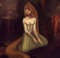 Tangled 5 by joseabcclemente