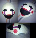 [FNAF2] ''That Puppet Thing'' Mask by Santiago0593