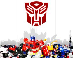 Transformers Binaltech by reignfire-