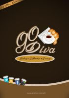 Advertisement poster ( Go Diva) by cedivity