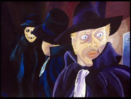 Vincent Price by TheRavensLetters