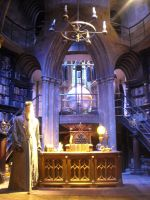 Dumbledore's Office by Lexxa24
