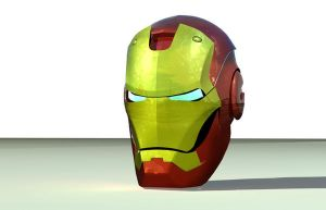 Iron Man by theseventhshadow