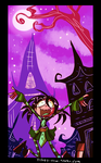 Welcome To Voodoo City 8D by Freakly-Show