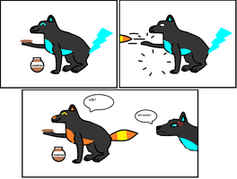 just a comic by MaxiPrince