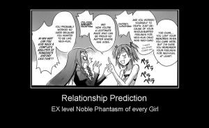 Relationship Prediction by Andarion