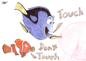 Don't Touch by sparkycom