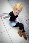 .:C18:. by SecondImpactCosplay