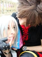 Candy, Riku? by KellyJane
