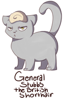 General Stubbs by Tuxn