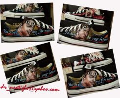 Edward and Jacob on Converse by alcat2021