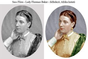 Sass Flora - Lady Florence Baker by KM-Chai