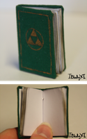 Book of Hyrule by IBlodyXI