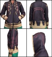 Fire Emblem Robin Hoodie by DrippingSin