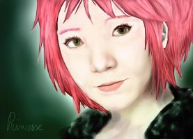 Aelita realistic by WordenHood