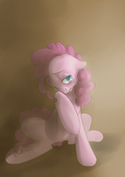 Pinkie Pie~ Have you always been a good friend by Mao-Ookaneko