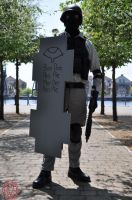 The Undead Soldier by Leadmill