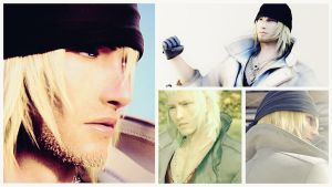 Snow Villiers - Collage by 12nessa
