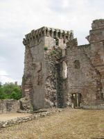 Places 278 tower ruins by Dreamcatcher-stock