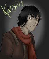 Christmas Gift #9 - Kassius by Ardate