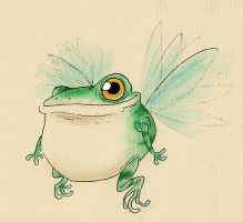 Fairy Frog again by IgorSan