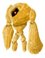 Stone Golem by chioi-tempest