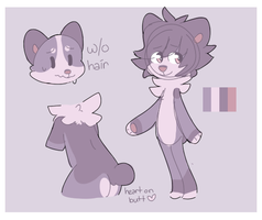Pandoge Adoptable AUCTION (CLOSED) by QTipps