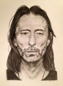 Thom Yorke AMSP by ElleCT