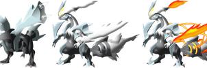 Kyurem Custom Artwork V1.3 by PrimalMoron
