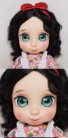Disney Animators Collection Dolls - Snowwhite by Yvely