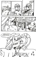 Redevous on Sweet Apple Acres by Princrim